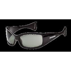 """12ZBOC32  - Ocean Wassersportbrille """"Fuerteventura"""" shiny black"""