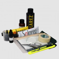 "77420  - Solarez ""Travel Kit Pro"" POLYESTER"