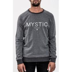 "Mystic ""Minimal Sweat"" dark grey melee"