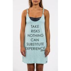 """35105.160505.442 Mystic Damen Dress \\""""Substitute\\"""" flame blue"""