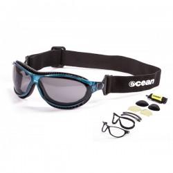 """ocean12200.6 Ocean Wassersportbrille \\""""Tierra de fuego\\"""" blue"""