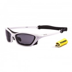 """ocean13000.3 Ocean Wassersportbrille \\""""Lake Garda\\"""" shiny white"""