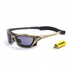 "ocean13000.5 Ocean Wassersportbrille \\""Lake Garda\\"" green"