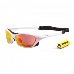 ocean13001.3  - Ocean Wassersportbrille Lake Garda shiny white revo