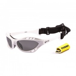 "Ocean Wassersportbrille \\""Cumbuco\\"" shiny white"