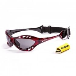 """ocean150000.4  - Ocean Wassersportbrille """"Cumbuco"""" red"""