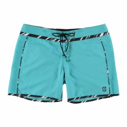 Mystic Lagoon Boardshort Pacific Green
