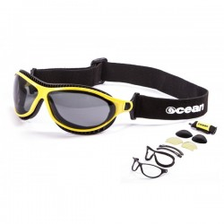 "Ocean Wassersportbrille \\""Tierra de fuego\\"" yellow"