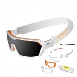 ocean3701.2x  - Ocean Wassersportbrille Chameleon white
