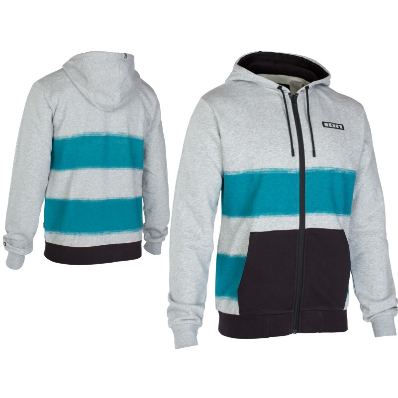 e807132b8 ION Zip Hoodie Cloudbreak grey melange (46802-5206.156)