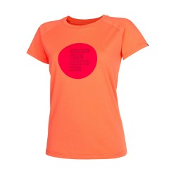 North Tee SS NKBI WMS hot coral