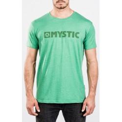 Mystic Brand 2.0 Tee Green Melee