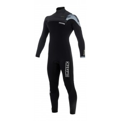 35000.180002  - Mystic Majestic Fullsuit 5/3mm Fzip Black/Grey