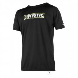 35301.180173  - Mystic MVMNT S/S Quickdry Black