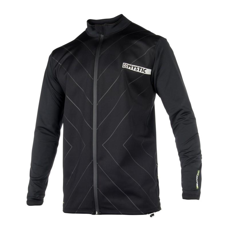 35317.180133  - Mystic Bipoly Jacket Black