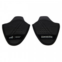 Mystic Earpads Helmet Black