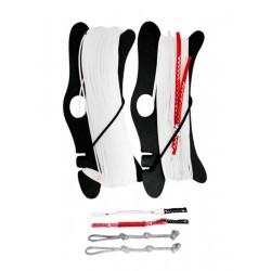 Slingshot 4-line kite replacement line sets