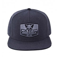 R76.17.014  - Naish Cap Snapback Skull Patch