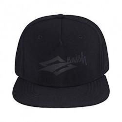 Naish Cap Snapback Black Diamond Script