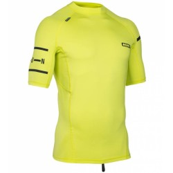 48702-4243  - ION Rushguard Men SS yellow