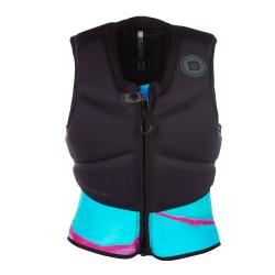 35005.180089.211  - Mystic Diva Impact Vest Fzip Kite Women Aurora
