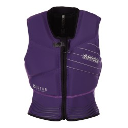 35005.180090.380  - Mystic Star Impact Vest Fzip Kite Women Purple