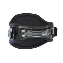48902-4709  - ION - Kite Waist Harness Riot Curv 9 Rope - black