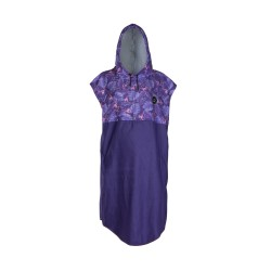 48900-7095  - ION - Poncho Select Muse - Purple