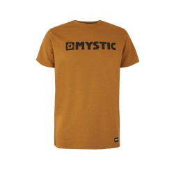 35105.190015.704  - Mystic Brand Tee Golden Brown