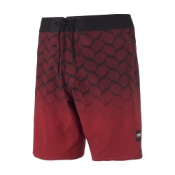 35107.190085.345  - Mystic Supreme Boardshort Dark Red