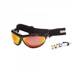 "Ocean Wassersportbrille ""Tierra de fuego"" mate black"