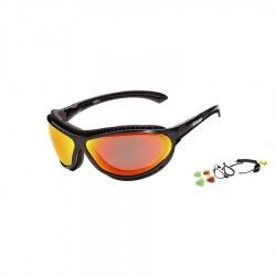 ocean12201.1  - Ocean Wassersportbrille Tierra de fuego shiny black