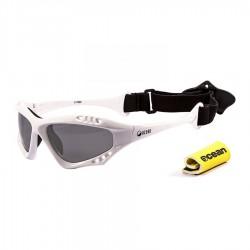 Ocean Wassersportbrille Australia shiny white