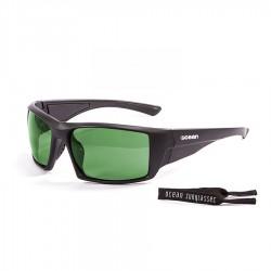 ocean3202.0  - Ocean Sonnenbrille Aruba matt black revo green