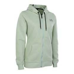 46203-5205  - ION - Zip Hoody Keepers Of Stoke WMS - shallow green