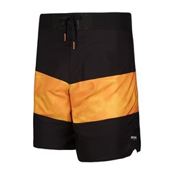 35107.200054.200  - Mystic The Baron Boardshort Orange