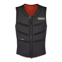 35005.200105.900  - Mystic Foil Impact Vest Fzip Kite black
