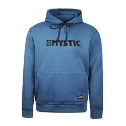35104.190035.441  - Mystic Brand Hood Sweat denim blue