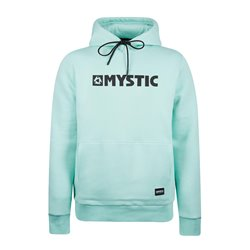35104.190035.645  - Mystic Brand Hood Sweat mint green