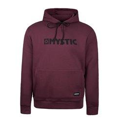 35104.190035.322  - Mystic Brand Hood Sweat oxblood red