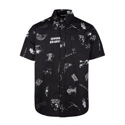35105.200087.950  - Mystic Party Shirt black/white