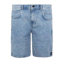 35106.200096.441  - Mystic Woodstock Walkshort denim blue