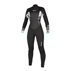 35400.200019.900  - Mystic Diva Fullsuit 5/3mm Double Fzip Women black