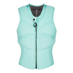 35005.200112.653  - Mystic Star Impact Vest Fzip Kite Women mist mint