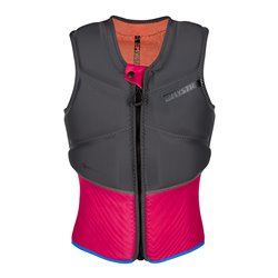 35005.200111.811  - Mystic Diva Impact Vest Fzip Kite Women phantom grey