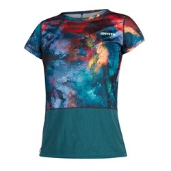 35401.190098.695  - Mystic Diva S/S Quickdry Women teal