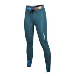 35400.200076.695  - Mystic Diva Neo Pants L/S 2/2mm Bzip Women teal