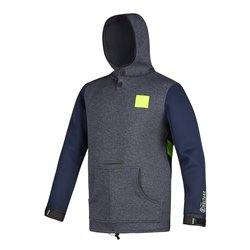35017.190165.422  - Mystic Voltage Sweat navy/lime