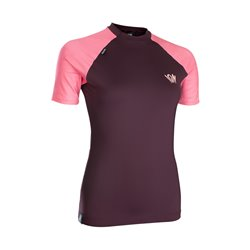 48203-4274  - ION Rashguard Women SS red