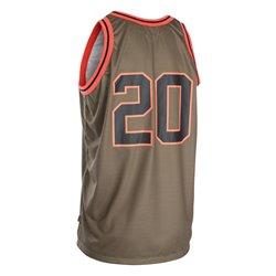 48202-4262  - ION Basketball Shirt dark olive